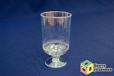 Рюмка 100мл Ди-Пласт (1-432-18шт.)