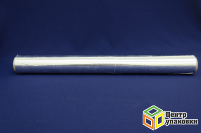 Фольга 44см 80м Стандарт алюминиевая (1-8шт)