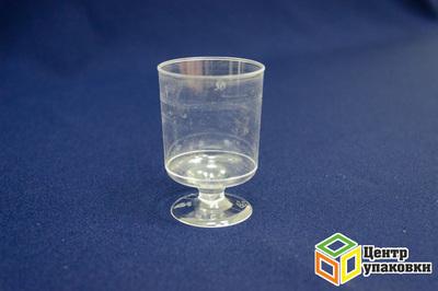Рюмка 50мл Ди-Пласт (1-720-24шт.)