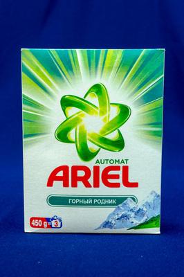 Порошок ARIEL автомат 450г (1-22шт)