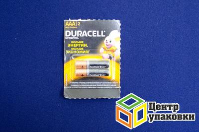 Батарейка Duracell LR6-BL-2 отрывной набор (1-12-1уп./ 2шт.)