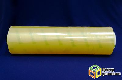 Пленка PVC 350мм 900м OptiFilm 8 мкм желтая (3,153 кг)