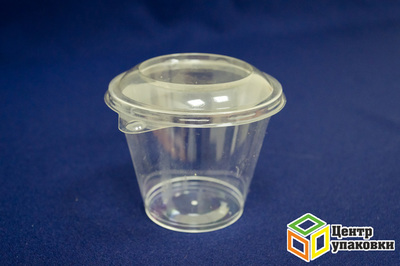Креманка Sabert прозрачная 230мл (1-500-25шт.)