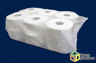 Туал. бумага 2-сл Профессиональная белая 180м с тиснением (12рул)