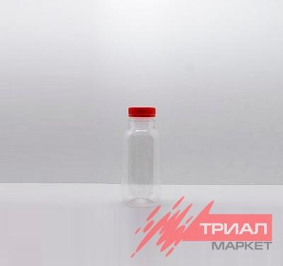 Бутылка пластиковая прозрачная для соков 0,3л (200 шт.)