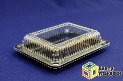 Емкость РП 211 ДНО под суши (1-600 шт)+Емкость РП 211 Крышка (1-600 шт)