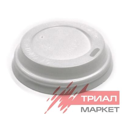 Крышка ПС с боковым отверстием d=70мм (100 шт.)