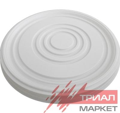 Крышка пластиковая d=127мм (576 шт.)