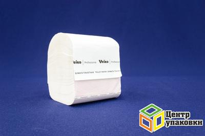 Туалетн.бумага бел. V-сл 2сл 21-10,8см Viero Professional 250л (30шт. кор)