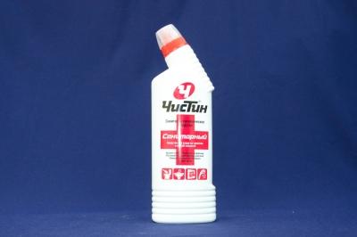 Чист ср-во Чистин санитарный жидкий для сантехн 750мл (1-14шт)